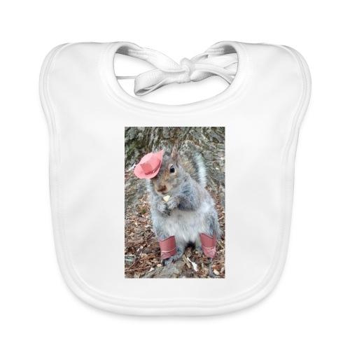 ecureuil deguise - Bavoir bio Bébé