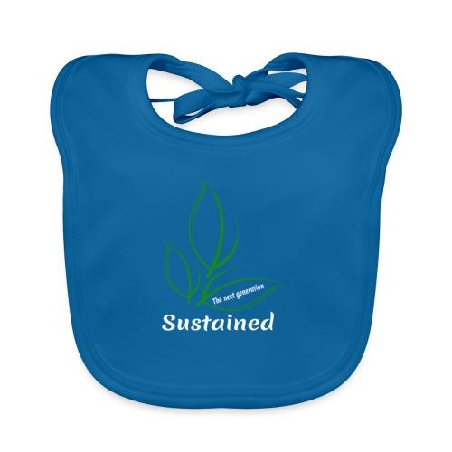 Sustained Sweatshirt Navy - Hagesmække af økologisk bomuld