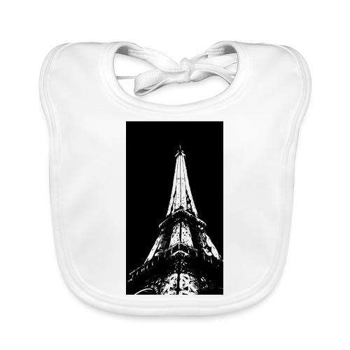 Eiffelturm - Baby Bio-Lätzchen