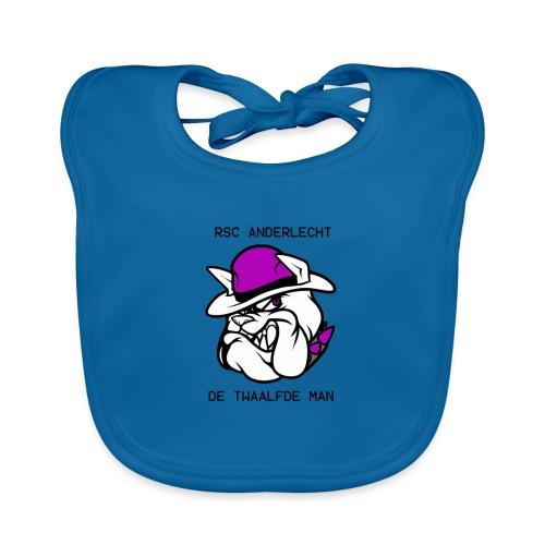 T-shirt D12M - Bio-slabbetje voor baby's