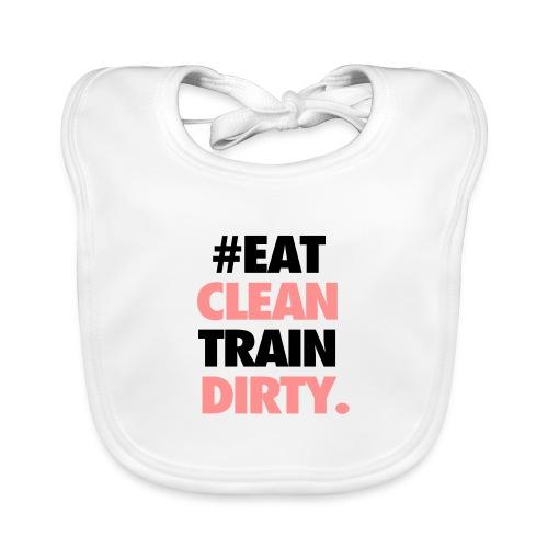 Eat Clean Blanco - Baby Bio-Lätzchen