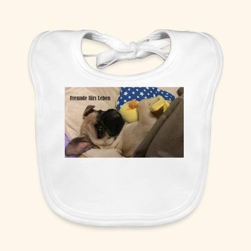 Freunde fürs Leben - Baby Bio-Lätzchen