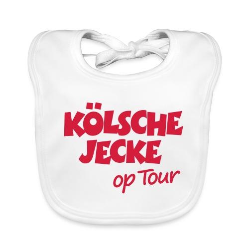 Kölsche Jecke op Tour Köln Kölner Unterwegs - Baby Bio-Lätzchen