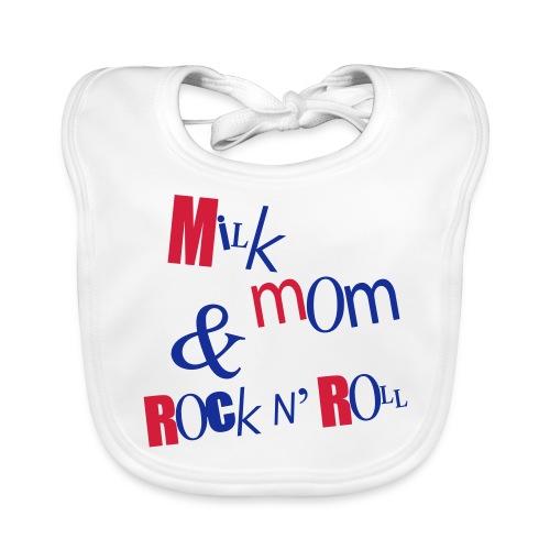milk_moms - Bavaglino ecologico per neonato