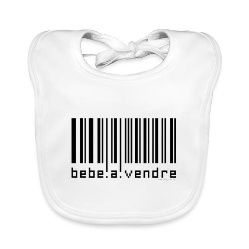 Bébé à vendre - Bavoir bio Bébé