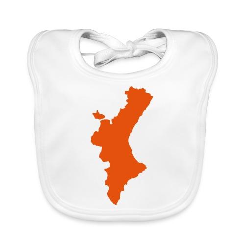 València - Babero de algodón orgánico para bebés