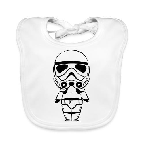 Stormtrooper - Bavoir bio Bébé