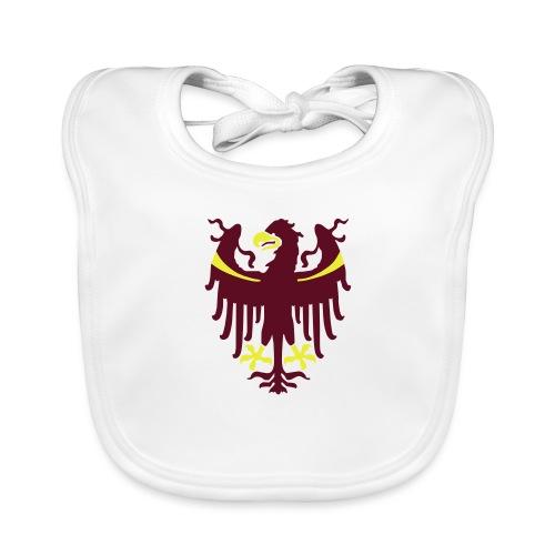 Wappen des Landes Südtirol - Baby Bio-Lätzchen
