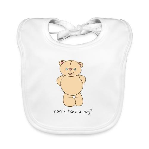 Bear hug - Baby Organic Bib