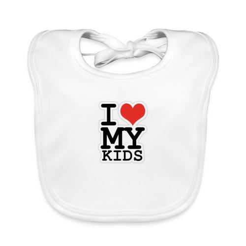 Love To Kids! - Hagesmække af økologisk bomuld