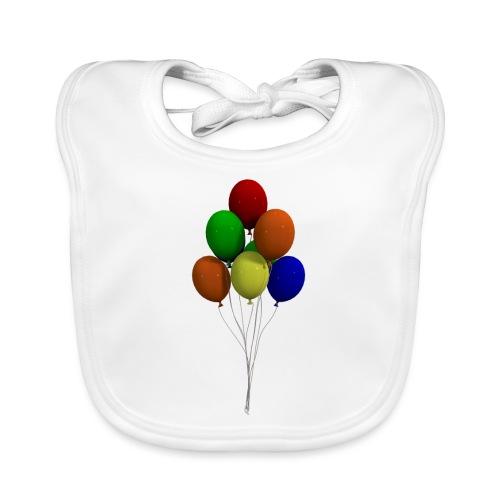 Party Ballons - Baby Bio-Lätzchen