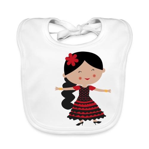 Happy Meitlis - Spanien - Baby Bio-Lätzchen