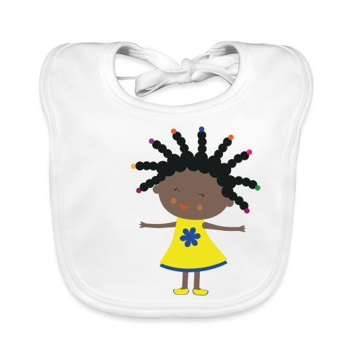 Happy Meitlis - Afrika - Baby Bio-Lätzchen
