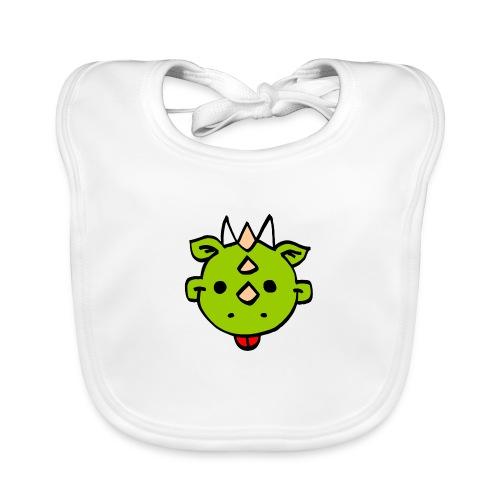 Draak (Dragon) - Bio-slabbetje voor baby's