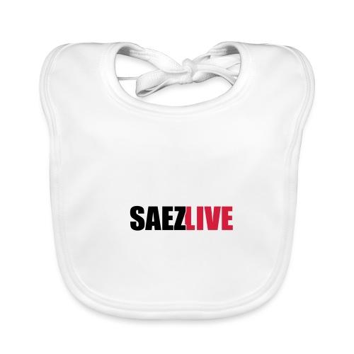 SaezLive (version dark) - Bavoir bio Bébé