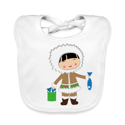 Happy Meitlis - Alaska - Baby Bio-Lätzchen