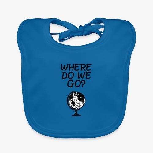 WorldMap | WhereDoWeGo? - Bavaglino ecologico per neonato