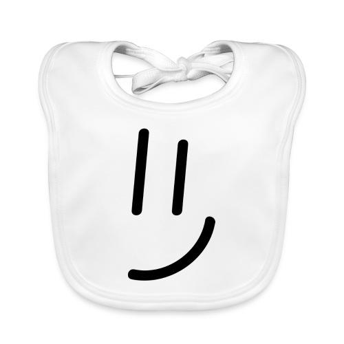 Smile. - Baby Bio-Lätzchen