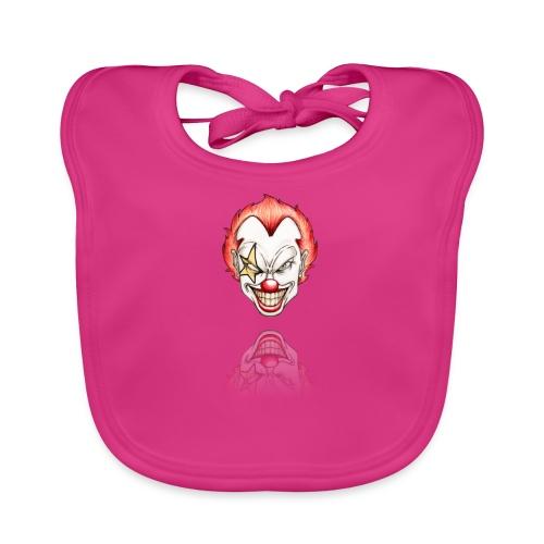 clown-png - Bio-slabbetje voor baby's
