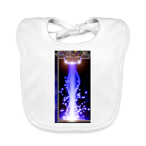 Hyperspace Potato Beam Phone Case - Baby Organic Bib