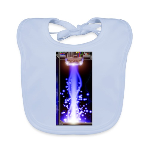 Hyperspace Potato Beam Phone Case - Baby Organic Bib