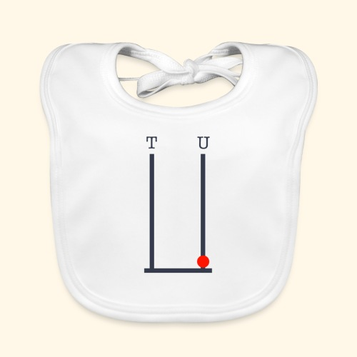 One Year Old - Baby Organic Bib