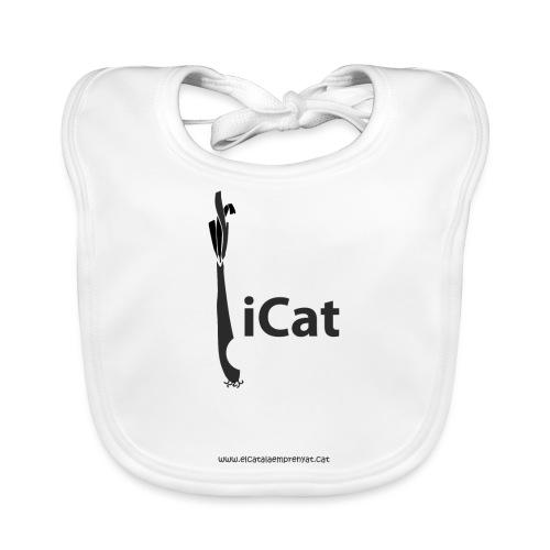 iCat - Babero ecológico bebé