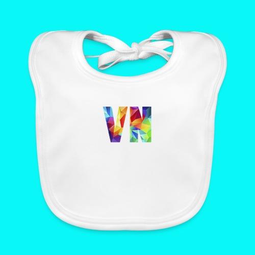 Velocity Networks Coloured Logo! - Organic Baby Bibs