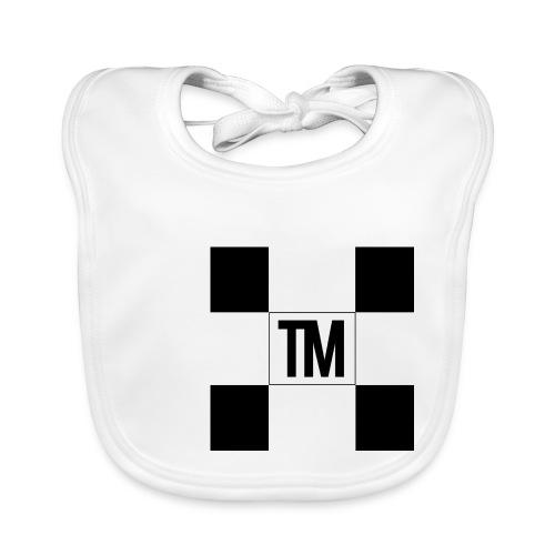 Checkered - Baby Organic Bib
