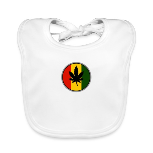 weed logo - Hagesmække af økologisk bomuld