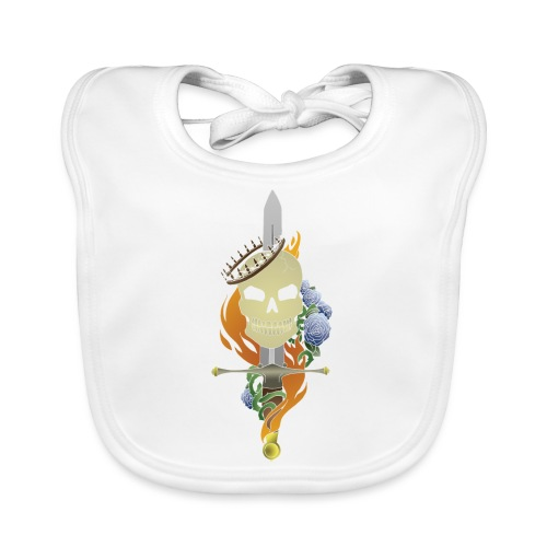The Promised Prince - Organic Baby Bibs