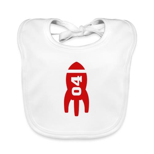 Nur Rakete freigestellt png - Baby Bio-Lätzchen