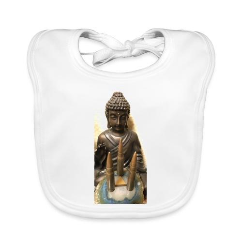 Power Buddha - Baby Bio-Lätzchen
