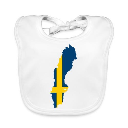 Sweden - Bio-slabbetje voor baby's