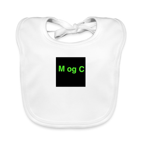 mogc - Baby økologisk hagesmæk