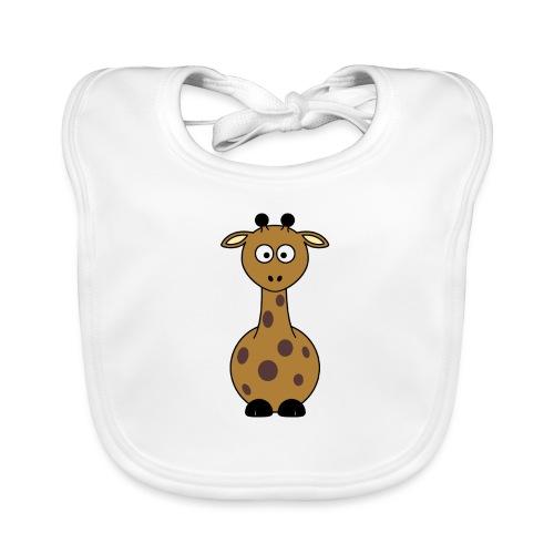 Your-Child giraf - Hagesmække af økologisk bomuld