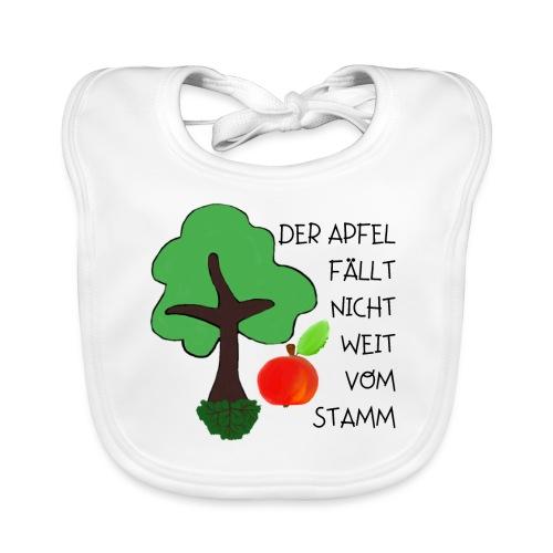 Apfelbaum - Baby Bio-Lätzchen