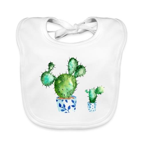 Kaktus - Baby Organic Bib