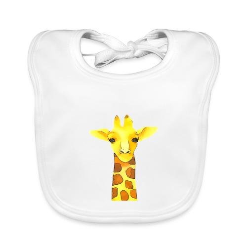 BabyCute 'Giraffe' by Isobel & Kristoff - Organic Baby Bibs