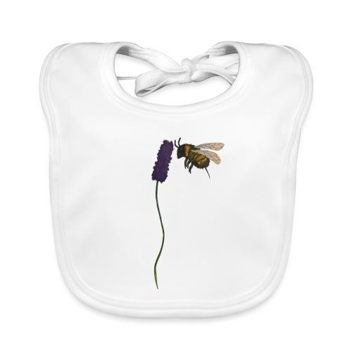Pollinatore - Bavaglino ecologico per neonato