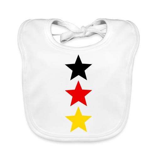 3 Sterne Deutschland #1 - Baby Bio-Lätzchen