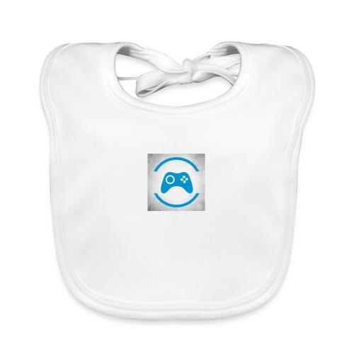 mijn logo - Bio-slabbetje voor baby's