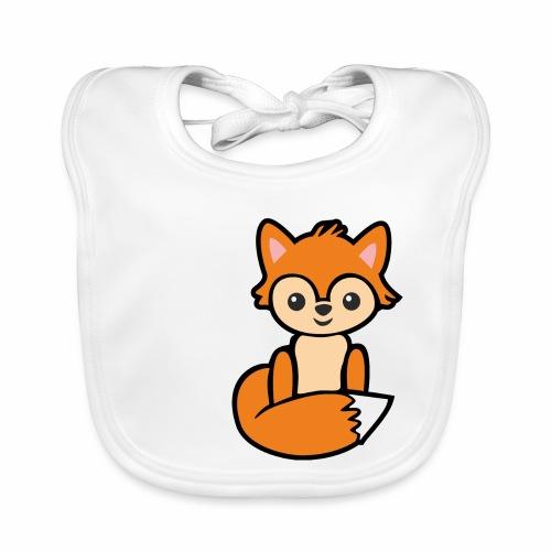 Fuchs - Baby Bio-Lätzchen
