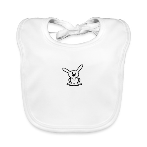 baby bunny - Bavoir bio Bébé