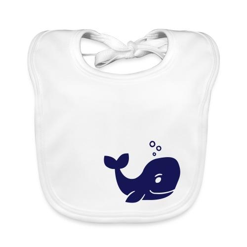 Wal - Baby Bio-Lätzchen