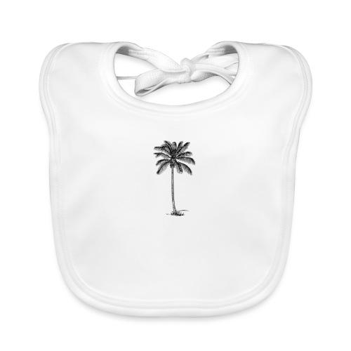 palm - Ekologisk babyhaklapp