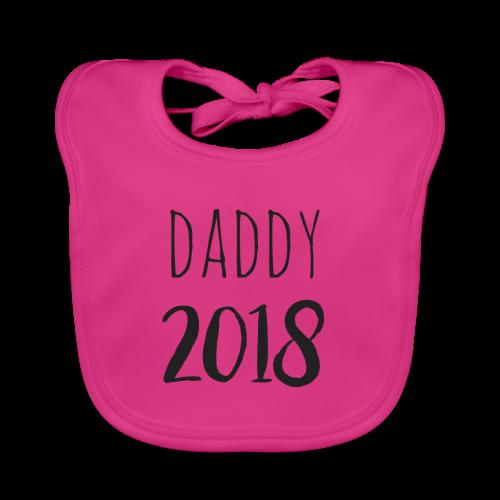 Daddy 2018 - Baby Bio-Lätzchen