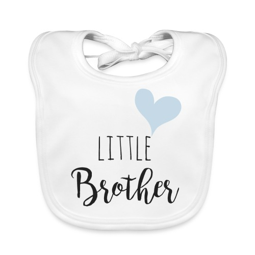 Little Brother - Baby Bio-Lätzchen