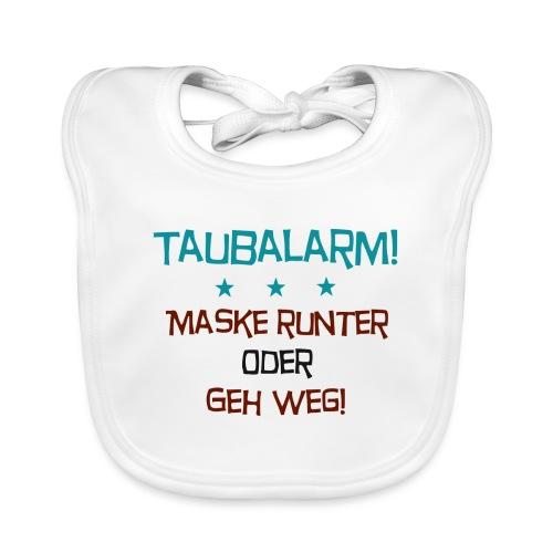 Taubalarm - Baby Bio-Lätzchen