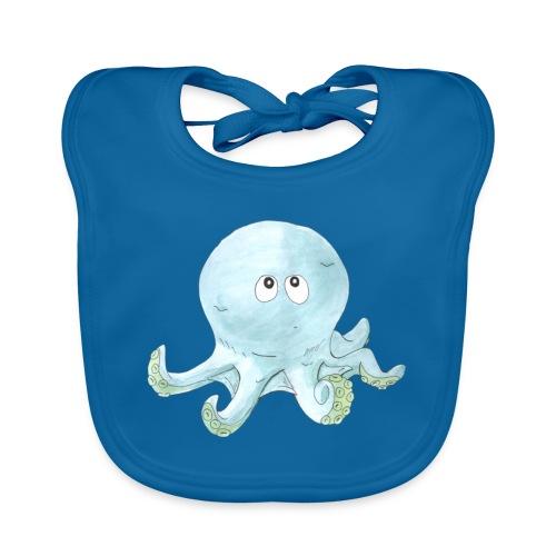 octopus - Organic Baby Bibs